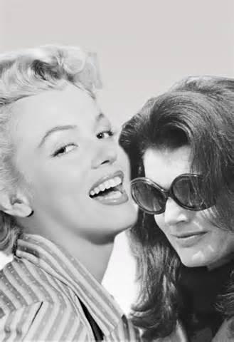 Marilyn & Jackie 2